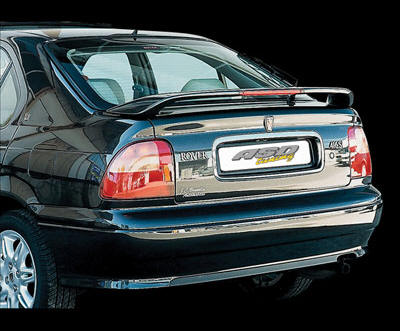 Rover 45 2000-2005 'ASD Tuning' OE Rear Spoiler (without brake light)