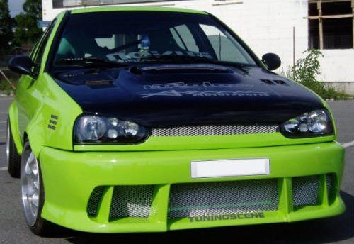 VW Golf MK3 'Driver' Front Bumper. OUR PRICE �169.95
