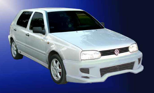 VW Golf MK3 'Radikal' Front Bumper. OUR PRICE �159.95