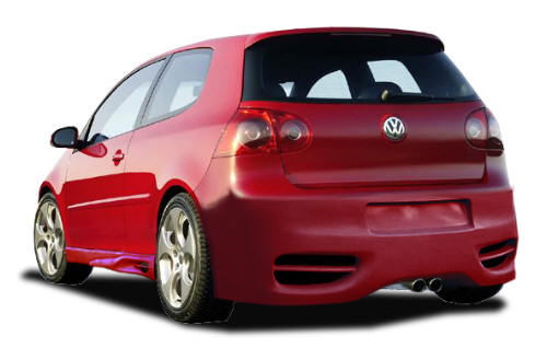 volkswagen golf mk5 ghost body kit front bumper rear. Black Bedroom Furniture Sets. Home Design Ideas