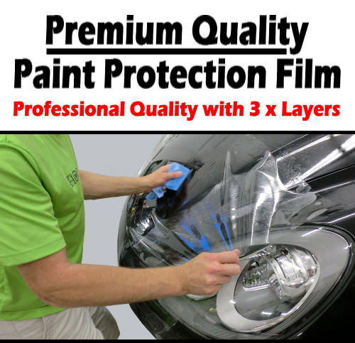 1520mm X 600mm Clear Transparent Car Paint Protection Film